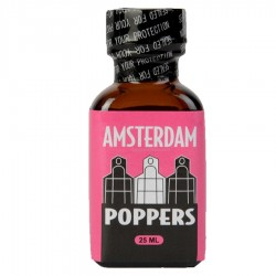 Poppers Amsterdam 25 ml...